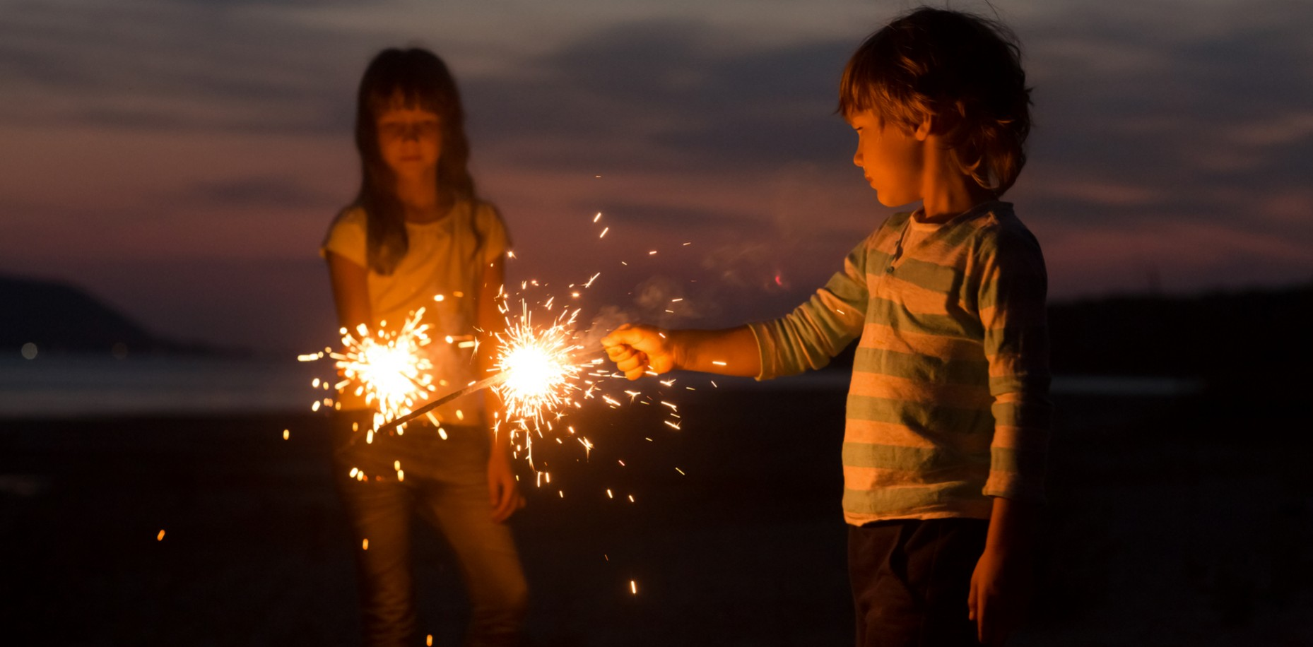 Socially distancing your fireworks this year?