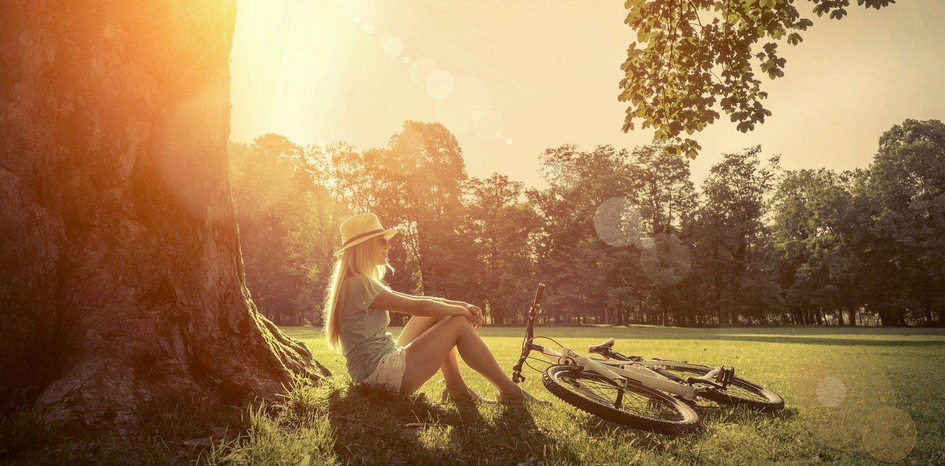 A green and pleasant land, green spaces are important for our mental health