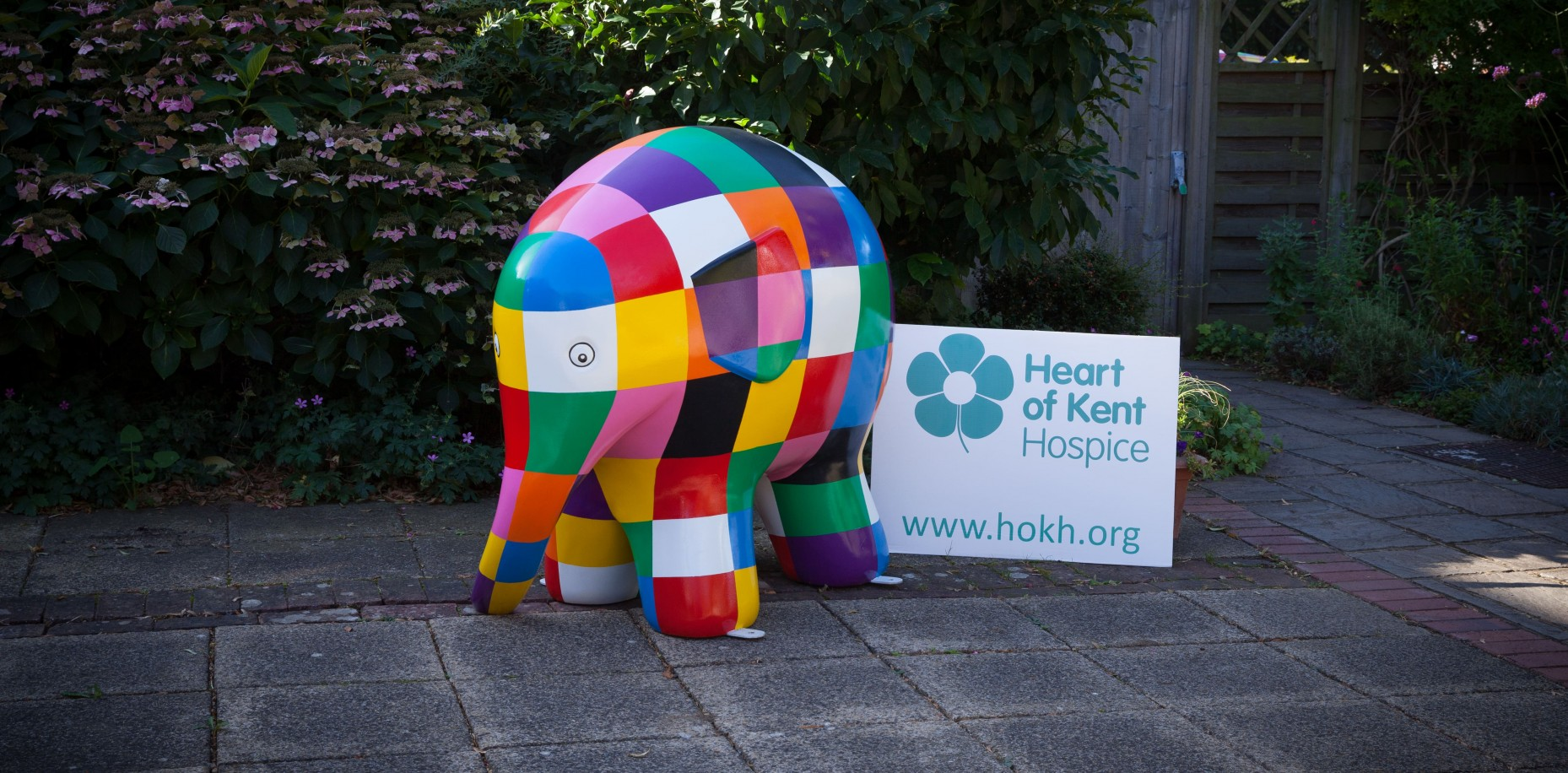 Only 10 more days until Elmer's Big Heart of Kent Parade launches in Maidstone