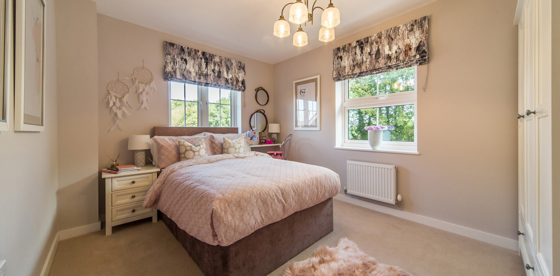 A new uber-smart show home has opened at Kings Oak Park, Headcorn. Book your appointment to view this weekend.