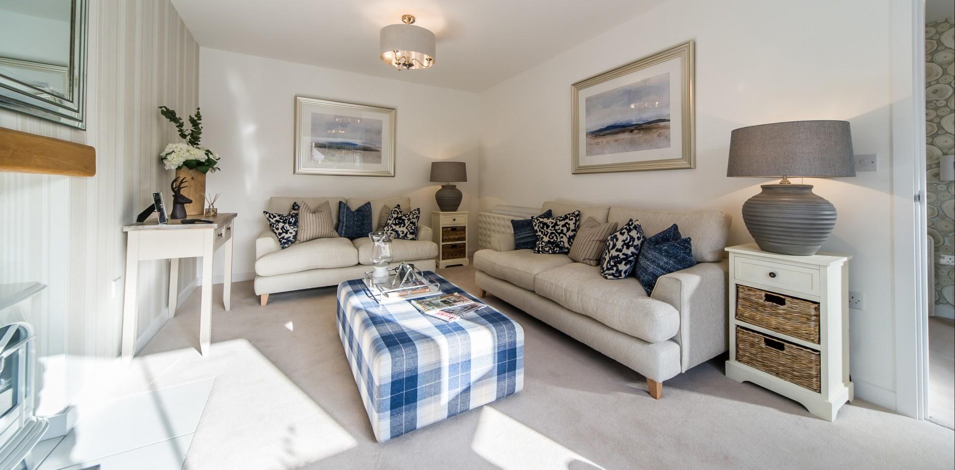 Two new show homes open at Kings Oak Park, Headcorn, Kent